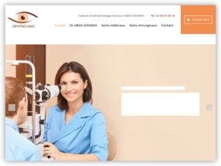 Ophtalmologie Alès