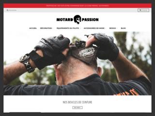 Motard Passion | La Boutique en ligne dédiée aux bikers !