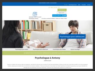 Accompagnement psychologique pour les enfants par Mme Guiot à Antony