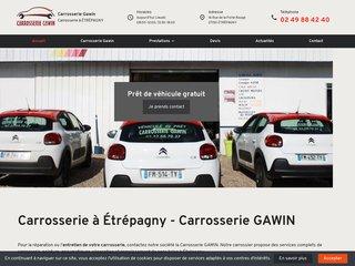 Remplacer votre pare-brise avec la carrosserie GAWIN à Étrépagny