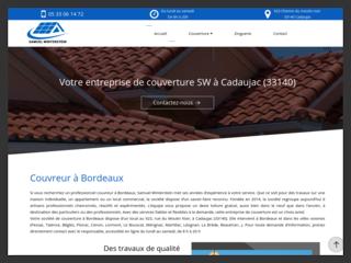 Votre entreprise de couverture SW à Cadaujac (33140)