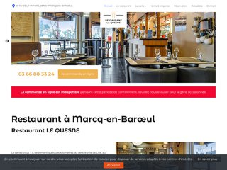 Découvrez des plats savoureux dans votre restaurant à Marcq-en-Baroeul