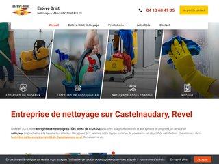 Service nettoyage bureaux de qualité à Castelnaudary