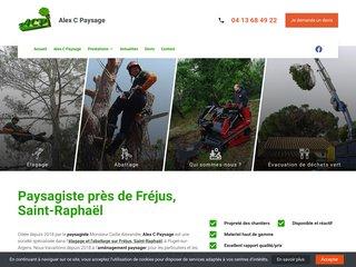 Bénéficiez du savoir-faire de votre entreprise paysagiste sur Fréjus