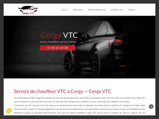 Assurez votre transfert  à l'aéroport avec Cergy VTC