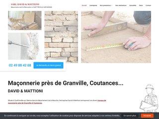 Faites appel aux compétences d'une entreprise de maçonnerie près de Granville