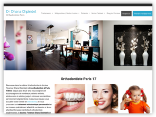 Orthodontie - Dr Ohana Chpindel