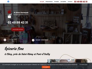 Visitez La Suisse Gourmande pour trouver des produits artisanaux à Clécy