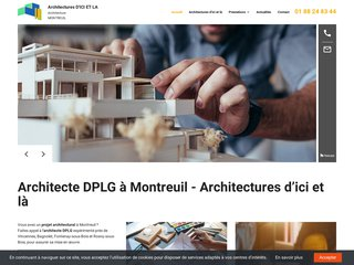 Un architecte pour tous vos projets à Montreuil