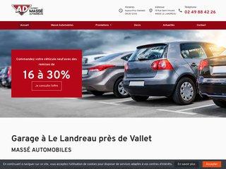 Confiez la réparation au carrossier basé à Le Landreau près de Vallet
