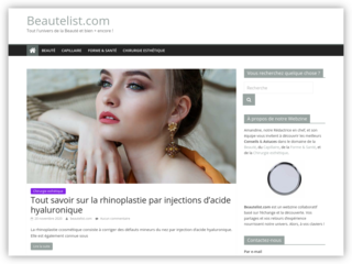 Votre Webzine collaboratif dans le domaine de la Beauté