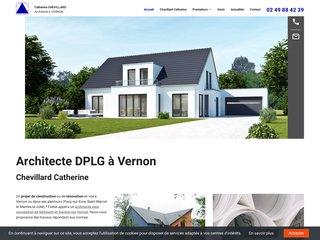 Services sur-mesure de votre architecte à Vernon dans votre projet de construction