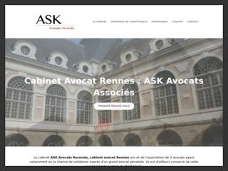 Trouver un avocat à Rennes