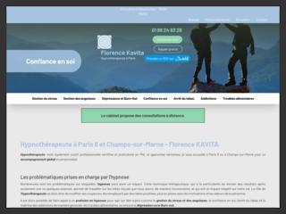 Consultez Florence KAVITA, hypnothérapeute à Paris 8 pour gérer le stress