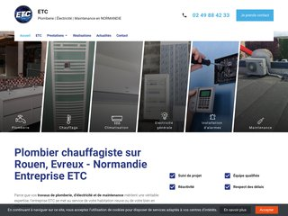 ETC Normandie
