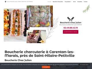 A Carentan-les-Marais, retrouvez des viandes 100 % Françaises à la Boucherie Chez Julien
