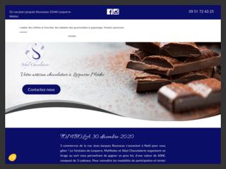 Sibyl Chocolaterie :Spécialisée dans la réalisation de chocolats de qualité