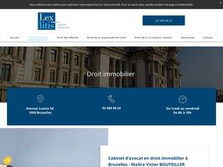 Avocat en droit des affaires à Bruxelles