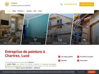 Entreprise de peinture en bâtiment à Chartres