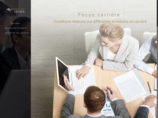 Focus Carrière