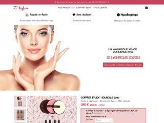 Découvrez les produits cosmétiques By Léa