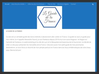 guide de la France