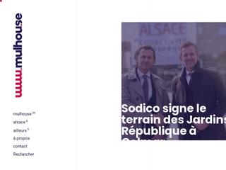 Actualités à Mulhouse en Alsace