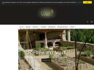 aménagement jardin exotique Chatuzange-le-Goubet
