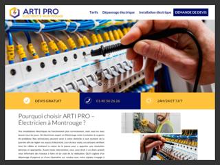 Électricien Montrouge