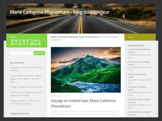 Blog Marie Catherine phanekham