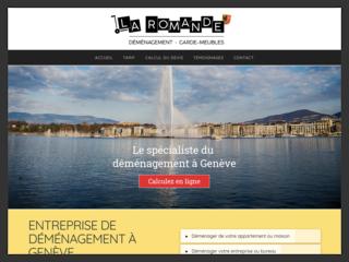 Entreprise de déménagement – Genève