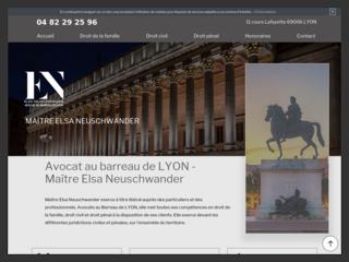 Avocat spécialisé en droit pénal à Lyon