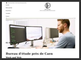 WORK AND WEB s'assure de la faisabilité de votre projet R&D en Normandie