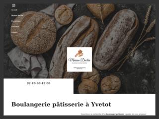 Découvrez des plats faits-maison chez Maison Duclos à Yvetot