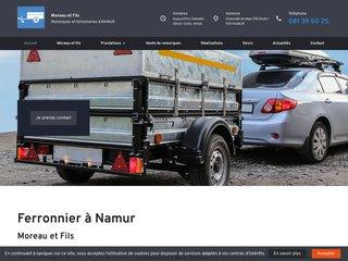 Entreprise de ferronnerie d'art à votre service à Namur