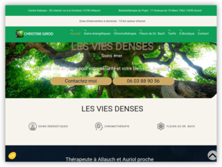 Soins énergétiques à Aix en Provence