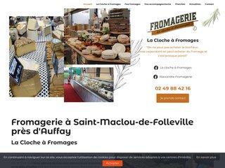 Déguster les fromages normands à La Cloche à Fromages près d'Auffay et Tôtes
