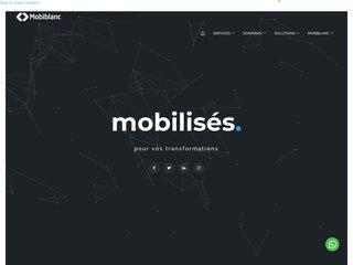 développement web et mobile maroc