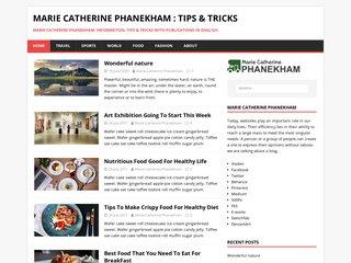Marie catherine phanekham