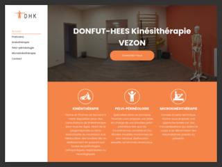 Kinésithérapeutes à Vezon près de Tournai, Donfut-Hees