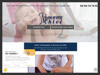 Ostéopathe pour femme enceinte à Sanary