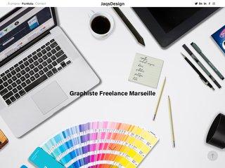 Graphiste freelance à Marseille - Jaqueline Drula