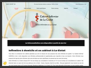 Cabinet infirmier à La Ciotat