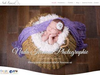 Séances photo pour les bébés et les nouveau-nés