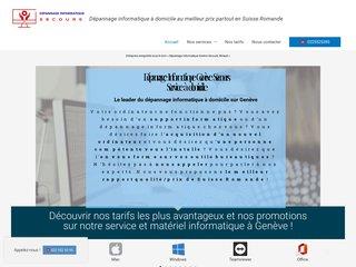 Dépannage Informatique Genève Secours