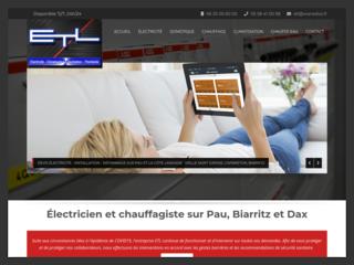 ETL, electricien à Biarritz