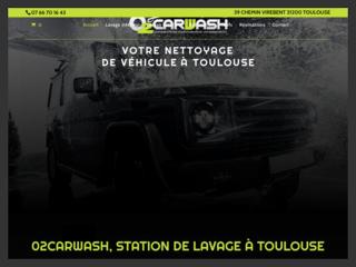 Nettoyage voiture à Toulouse pas cher