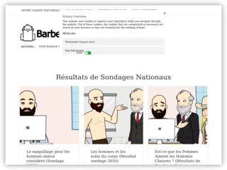 Barbe De Darwin - Le blog des barbus