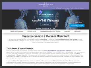 Traitement en hypnothérapie à Étampes