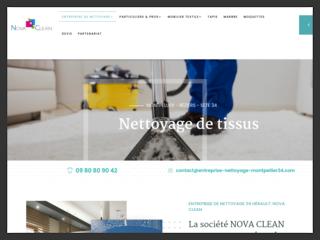 Services de nettoyage à Montpellier: Nova Clean